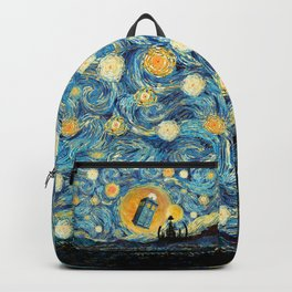 Gallifrey starry night iPhone 4 5 6 7 8, pillow case, mugs and tshirt Backpack