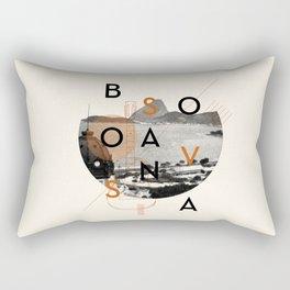 Bossa Nova Rectangular Pillow