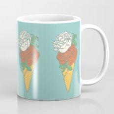 Rose ice cream Mug