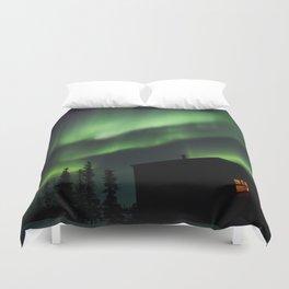 Northern Lights 2 Duvet Cover