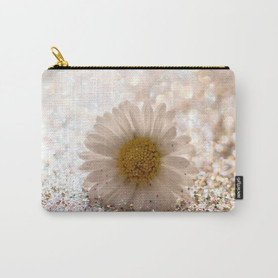 DAISY GOLD - for Mackenzie Carry-All Pouch