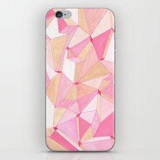 #95. SARA iPhone & iPod Skin