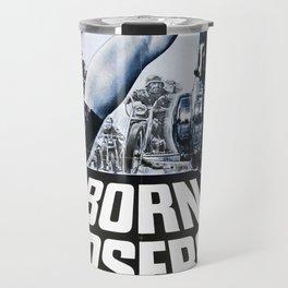 Born Losers, 1967 (Vintage Movie Poster) Travel Mug