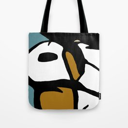 Abstract Painting Design - 3 Tote Bag