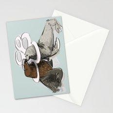 until death do us part (sea lion) (c) 2017 Stationery Cards