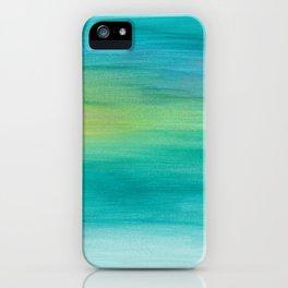 Ocean Series, 4 iPhone Case