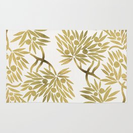 Bonsai Fruit Tree – Gold Palette Rug