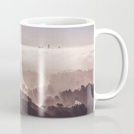 Above The Clouds | Los Angeles Coffee Mug