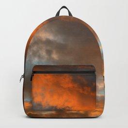 Orange Sky Backpack
