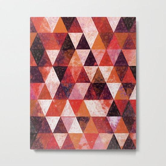 Abstract #816 Metal Print