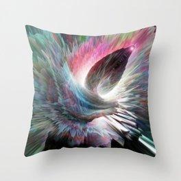 Energize Throw Pillow