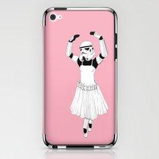 Ballerinatrooper iPhone & iPod Skin