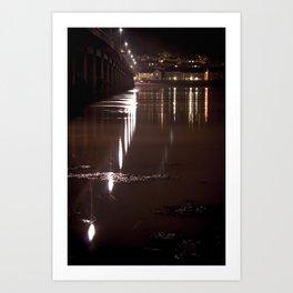 lightbridge Art Print