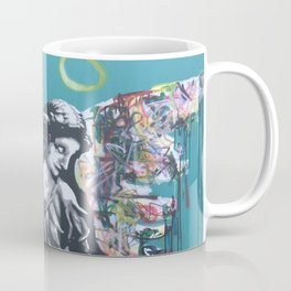 Urban Angel Coffee Mug