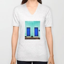 BLUE HOUSE  Unisex V-Neck