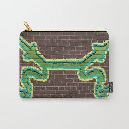 Feynman Diagram Graffiti Carry-All Pouch