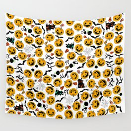 halloween Wall Tapestry