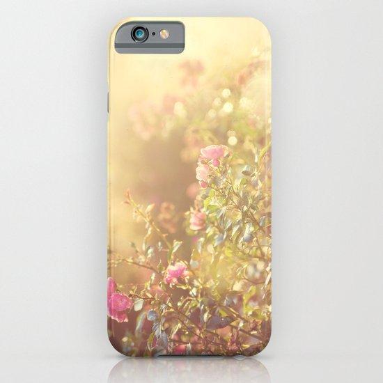 SUNLIGHT GARDEN II iPhone & iPod Case