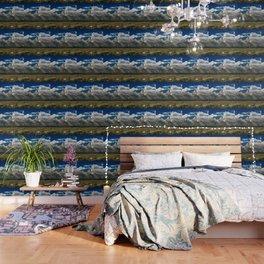 The Grand Tetons - Summer Mountains Wallpaper
