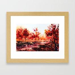 Fiyaaah! Framed Art Print