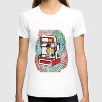 polaroid T-shirts featuring Polaroid by Jessica Scheffenacker