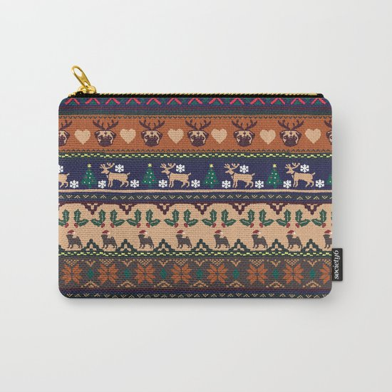 Christmas With You Carry-All Pouch
