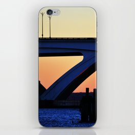 Connect the States iPhone Skin