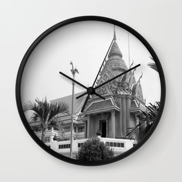 Maha chula Temple Wall Clock