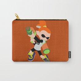 Inkling Boy (Orange) - Splatoon Carry-All Pouch