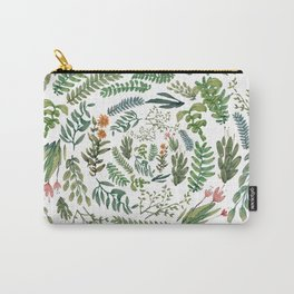 water color rotation garden Carry-All Pouch