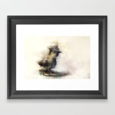 FADING MEMORIES Framed Art Print