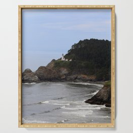 Heceta Head Lighthouse Serving Tray