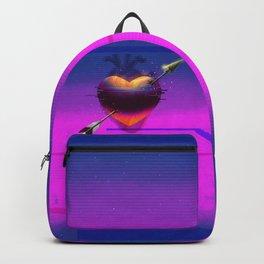 Heart Glitch Backpack