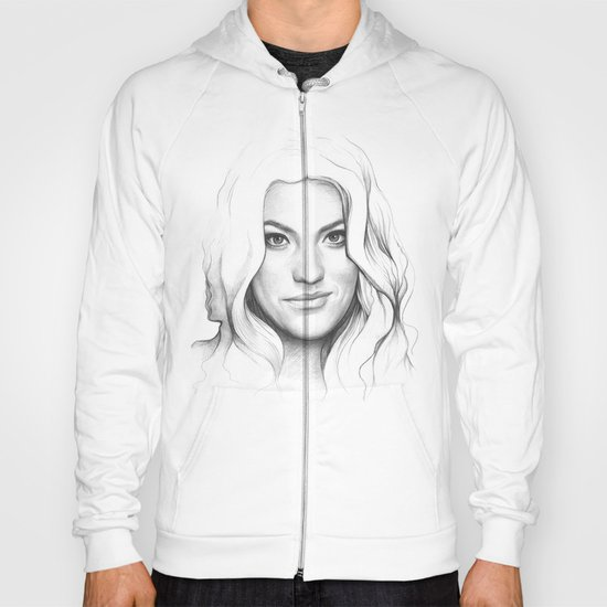 Debra Morgan (Jennifer Carpenter) Hoody