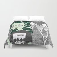 loll3 Duvet Covers featuring ☽ ZELINA ☾ by lOll3