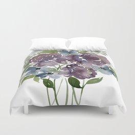 Purple Bliss Duvet Cover