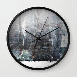 Lamentations Wall Clock