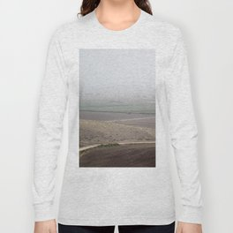 Valley of Megiddo  in Israel Long Sleeve T-shirt