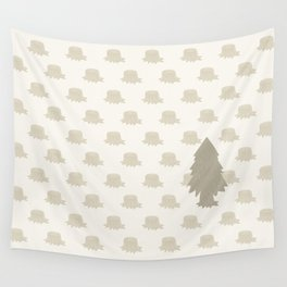 Day 08/25 Advent - The Last Christmas Tree Wall Tapestry