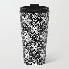pattern 85 Metal Travel Mug