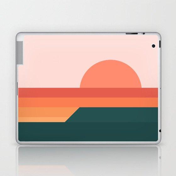 Sunseeker 08 Landscape Laptop & iPad Skin