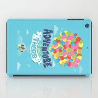 risa rodil iPad Cases featuring Adventure is out there by Risa Rodil