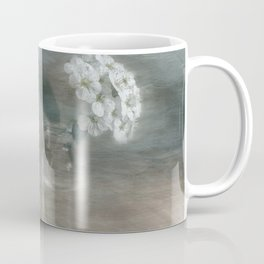 Spirea in vial art Coffee Mug