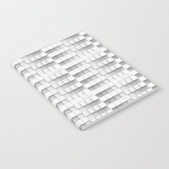 Simple Whitey Notebook
