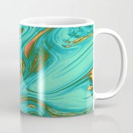 fire opal agate Coffee Mug