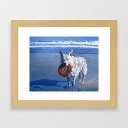 Daffy Framed Art Print