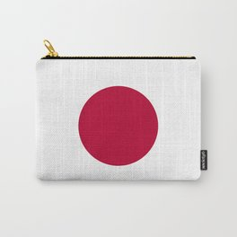 Flag of Japan, High Quality Image Carry-All Pouch