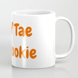 Tae with Kookie Coffee Mug