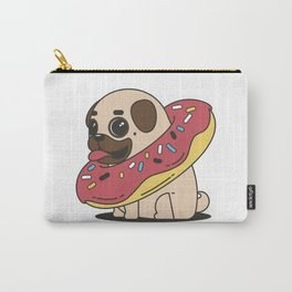 Puggy donuts Carry-All Pouch