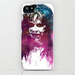 Galaxy Linda Blair Regan MacNeil The Exorcist iPhone Case